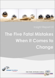 COVER 5 Fatal Mistakes when it comes to change border