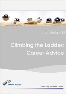 Climbing the Ladder Career Advice