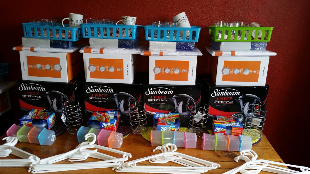 Durbanville Children's Home Gift Packs
